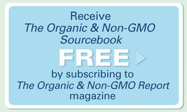 Canada non-GMO products supplier directory | The Non-GMO Report